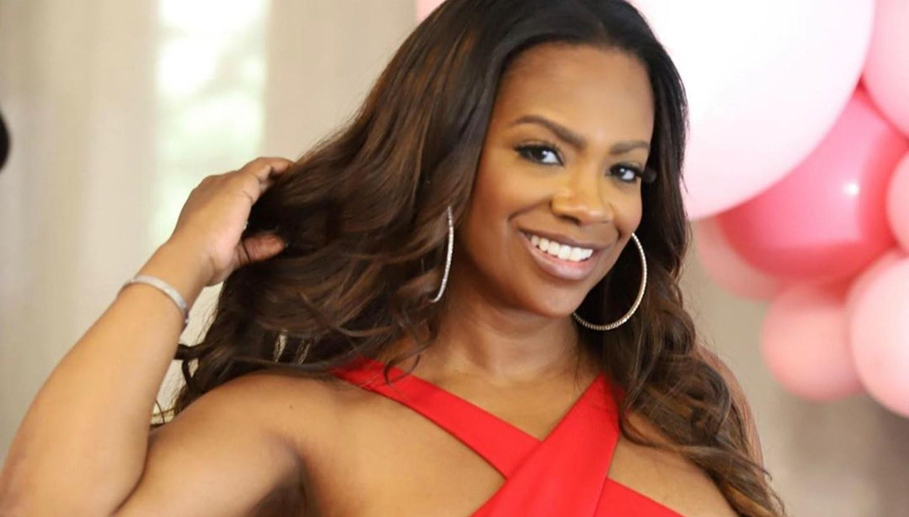Kandi Burruss Teams Up With These Famous Atlanta Ladies Including Toya Johnson To Win The TikTok #DontRushChallenge In This Viral Video