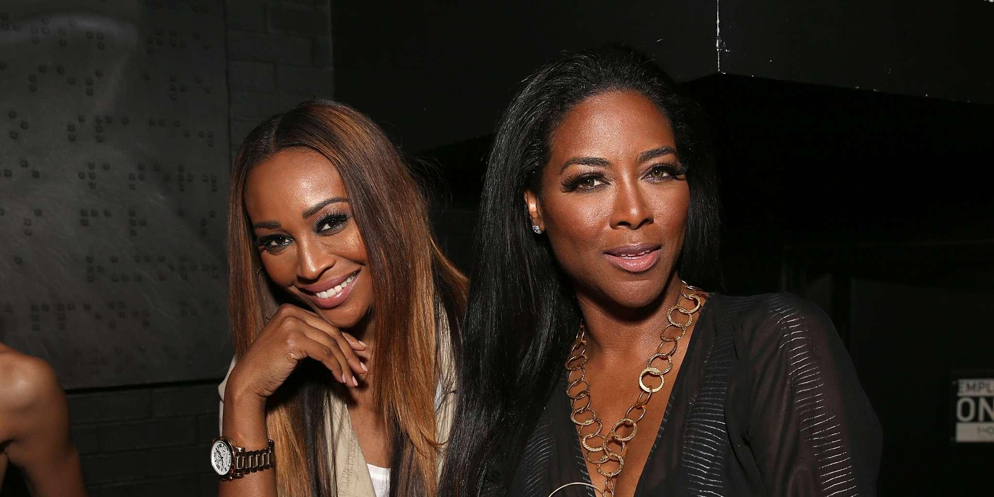 Cynthia Bailey Has A Message For Kenya Moore - See The Video