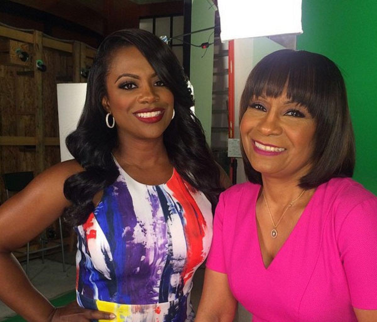 Kandi Burruss Shares More Family Pics From Blaze Tucker's Baby Shower And Fans Call Mama Joyce, 'Selfish And Immature'