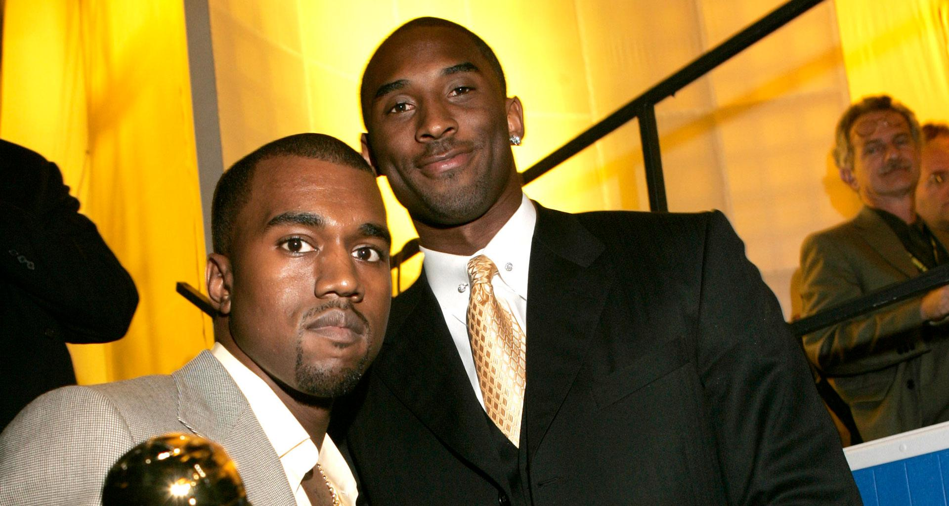 Kanye West Says He's Not Doing Well After Losing 'Best Friend' Kobe Bryant