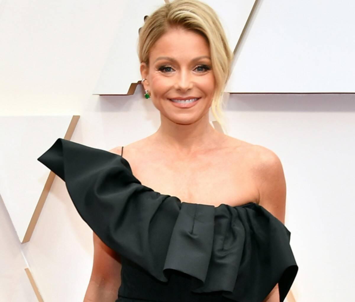 Kelly Ripa Delivers Touching Message Amid COVID-19 Benefit Show And Inspires Viewers To Donate!