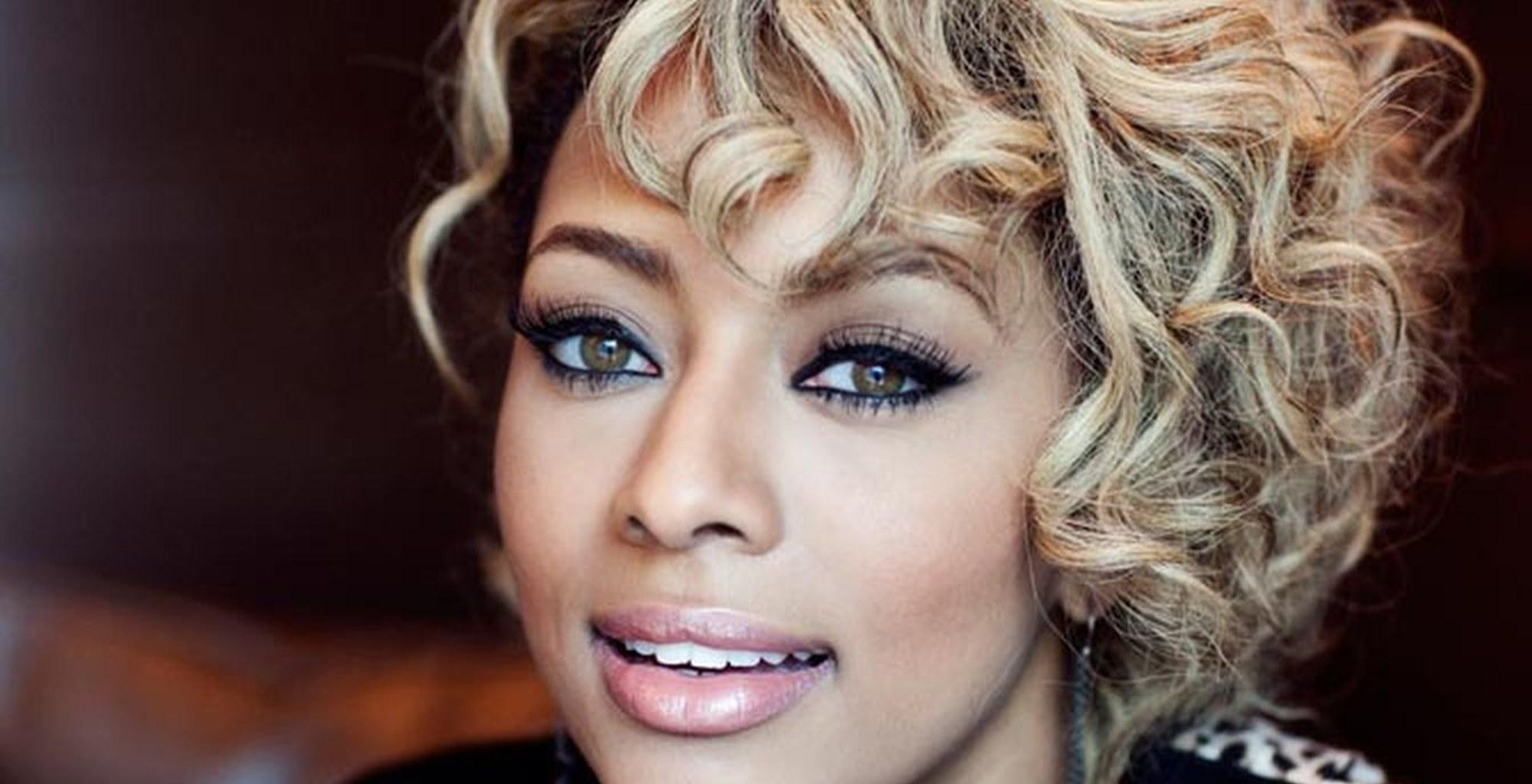 Keri Hilson Is Forced To Address Plastic Surgery Rumors After She Posted This Beautiful Photo