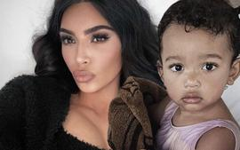 KUWK: Kim Kardashian Looks Just Like Daughter Chicago In Throwback Pic Of Her As A Cool 7th Grader!