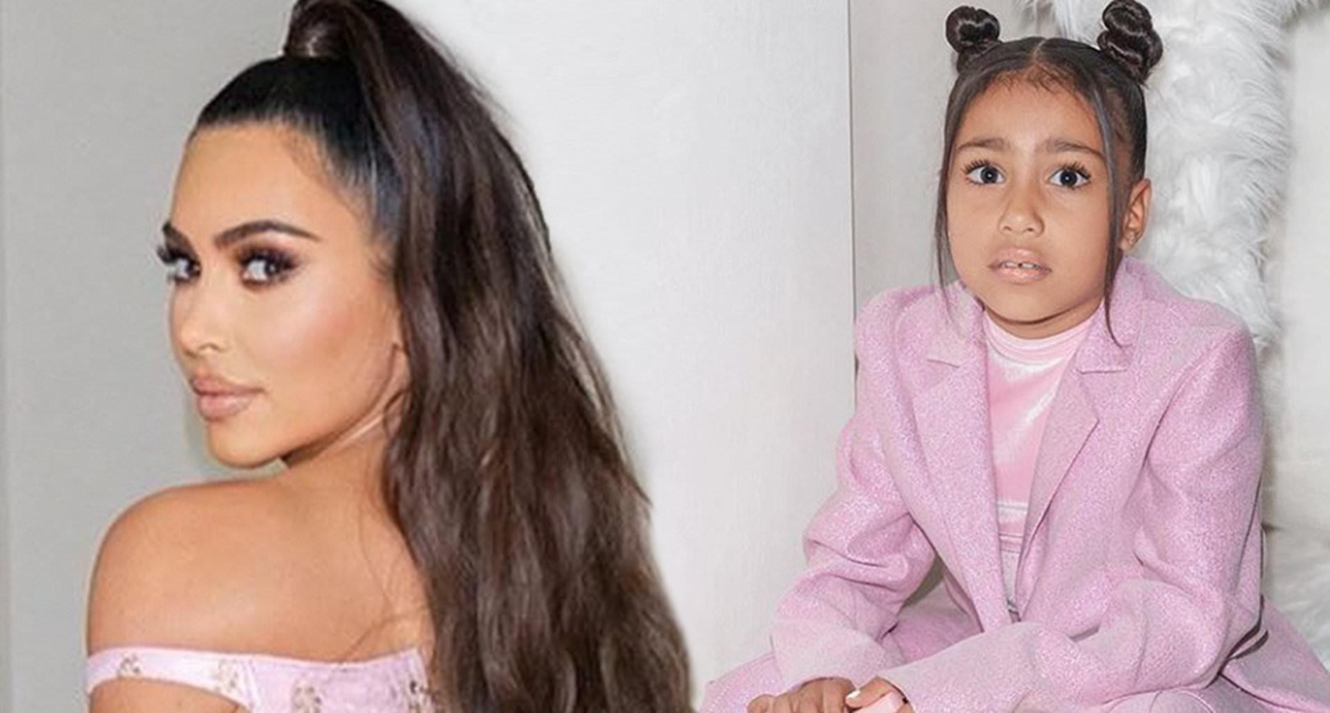 KUWK: Here's How Kim Kardashian Feels About The Viral Video Of North Interrupting Her Makeup Tutorial - She Was Frustrated At First!