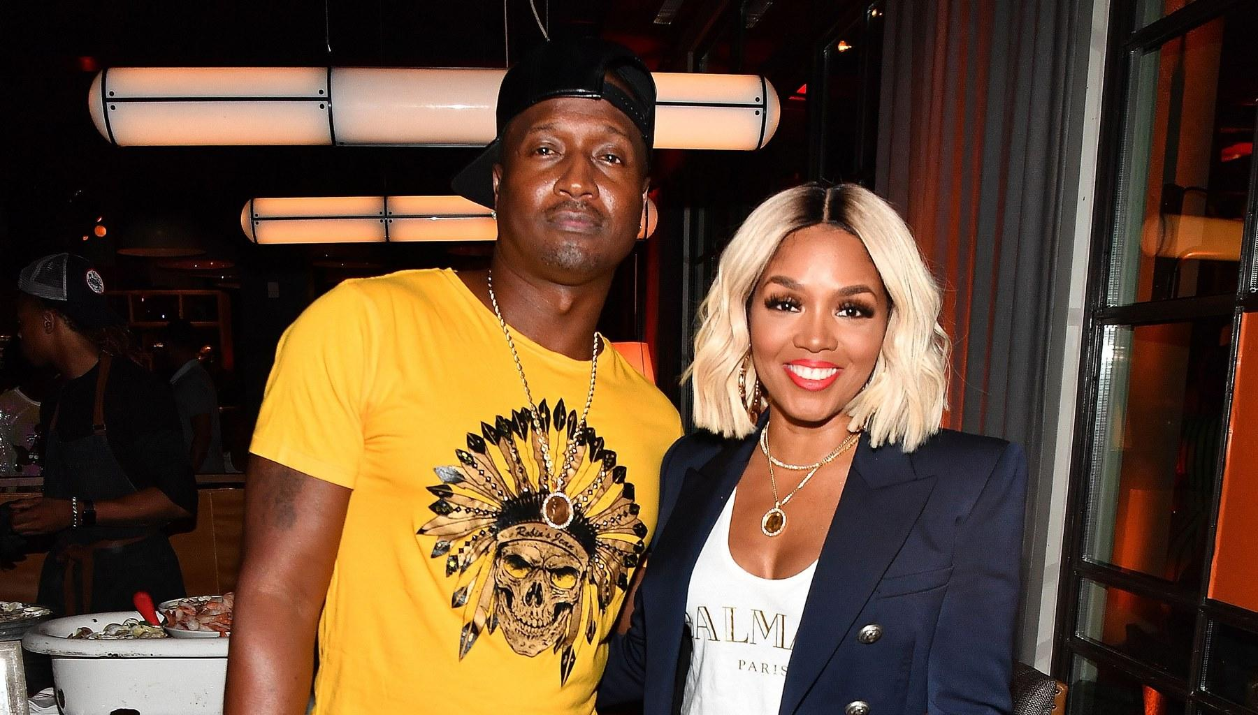 Rasheeda Frost Teams Up With Her Frustrated Husband, Kirk Frost, In Videos Addressing Rumors That She Lied About Her Age And She Got Married At 17 -- 'Love & Hip Hop: Atlanta' Fans Think This Is The New Storyline After The Jasmine Washington Baby Drama
