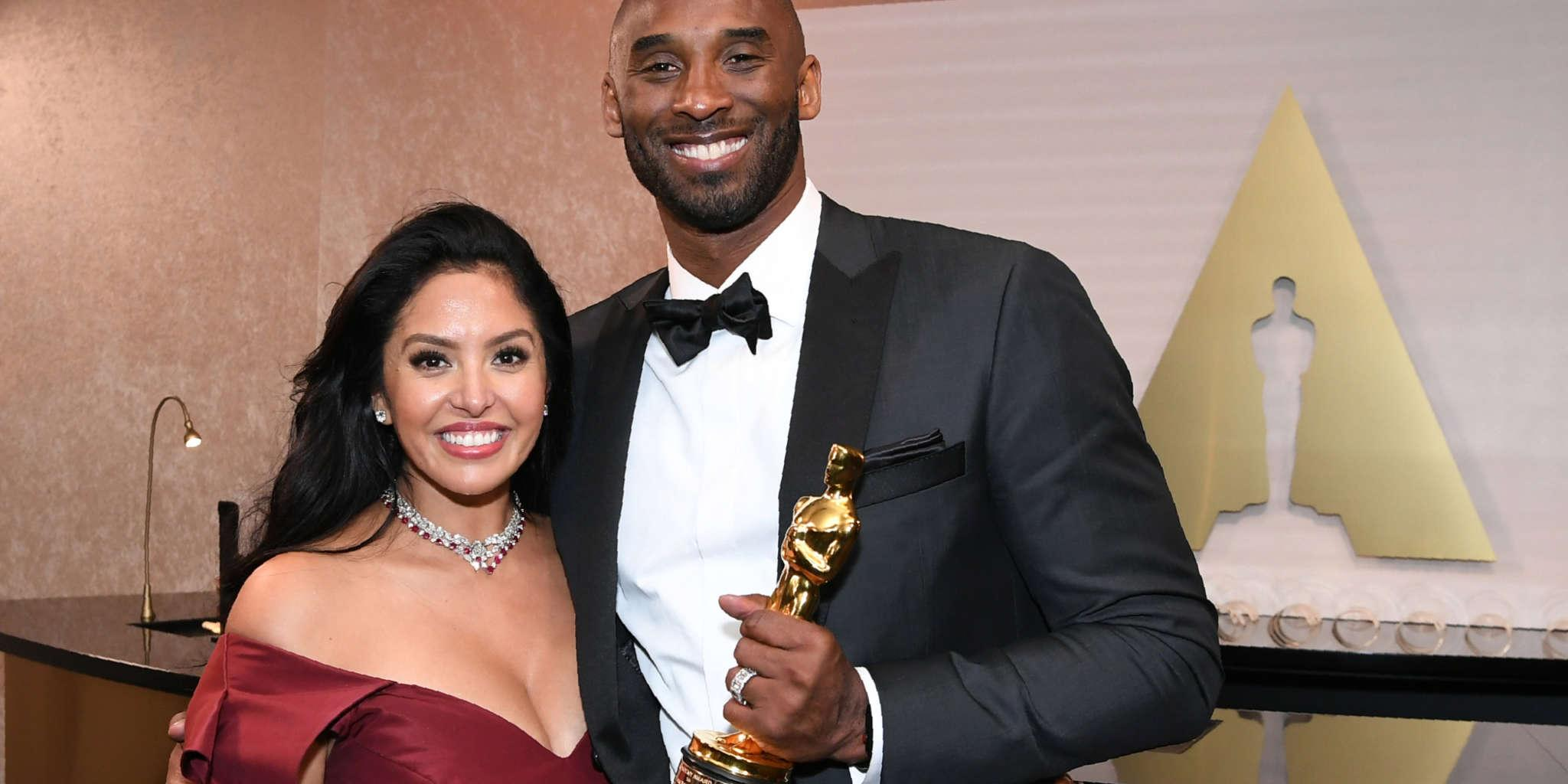 Vanessa Bryant Gives Tearful Speech As Her Late Husband Was Announced For Basketball Hall Of Fame Induction