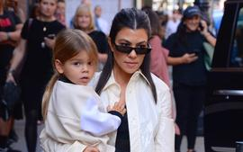 KUWK: Kourtney Kardashian Fires Back At Yet Another Person Dissing Her Son's Long Hair!