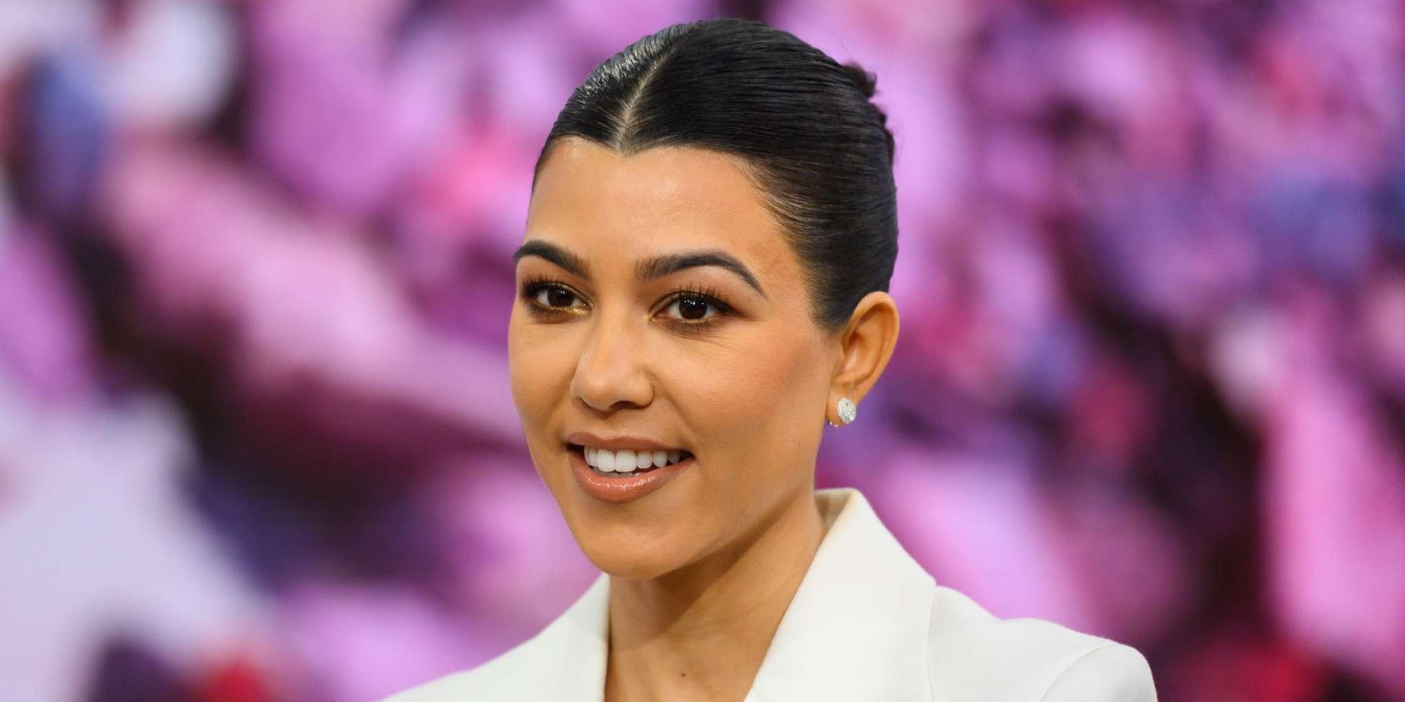 KUWK: Kourtney Kardashian Denies Pregnancy Rumors But Hints That She Really Wants To Have Another Baby!