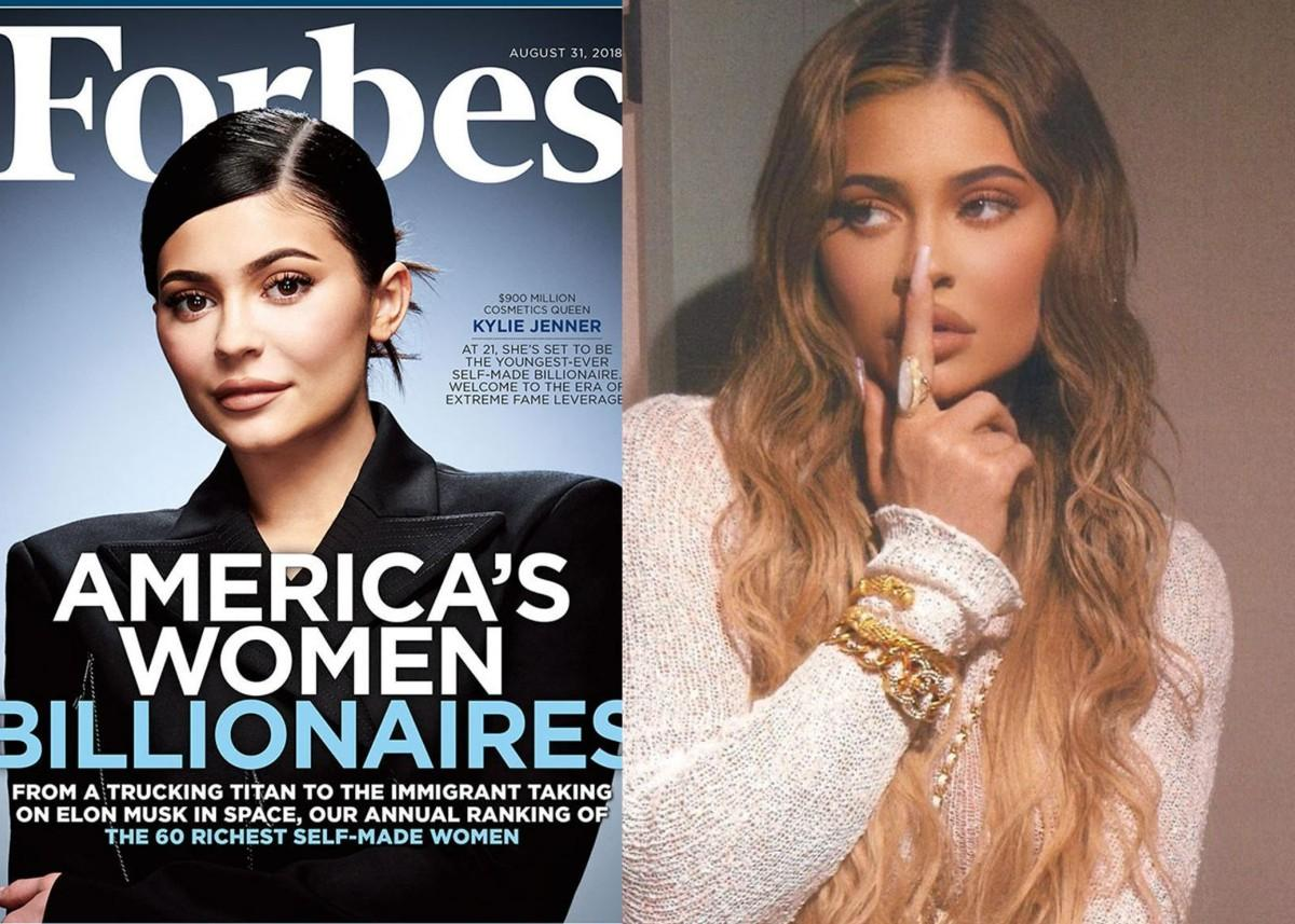 Kylie Jenner Is Still A Billionaire —  Tops Forbes List For Youngest Self-Made Billionaire Again