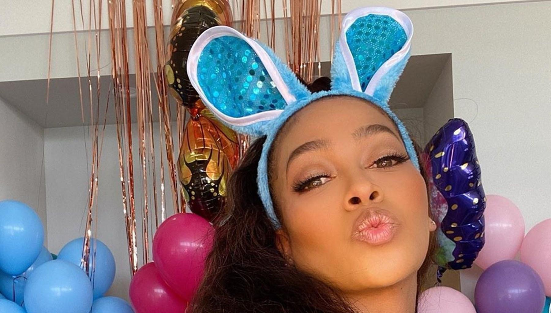 La La Anthony Gives The Secret To Not Gain Weight While In Quarantine -- Ashanti, Toya Wright, And Keri Hilson Feel Her Pain