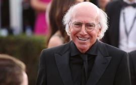 Larry David Shares Super Funny Video PSA On The COVID-19 Quarantine - Tells 'Idiots' To Stay At Home And Watch TV!