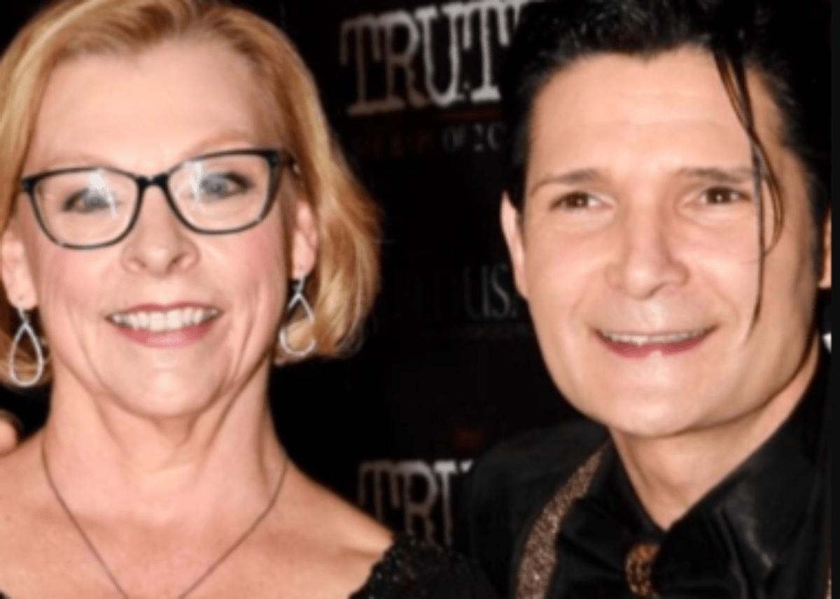 Marci Hamilton And Corey Feldman Of Child USA Release Guide For Sexual Abuse Survivors Who Watch  (My) Truth: The Rape Of 2 Coreys