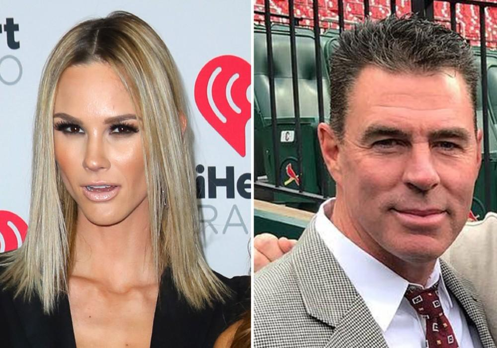 Meghan King Edmonds Throws Shade At Her Estranged Husband, Jim Edmonds, As He Recovers From COVID-19