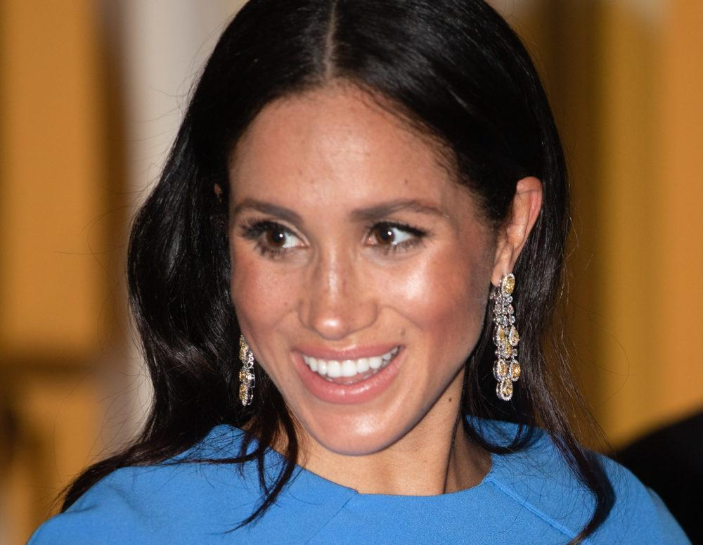 Meghan Markle's Real Name Revealed On Baby Archie's Birth Certificate