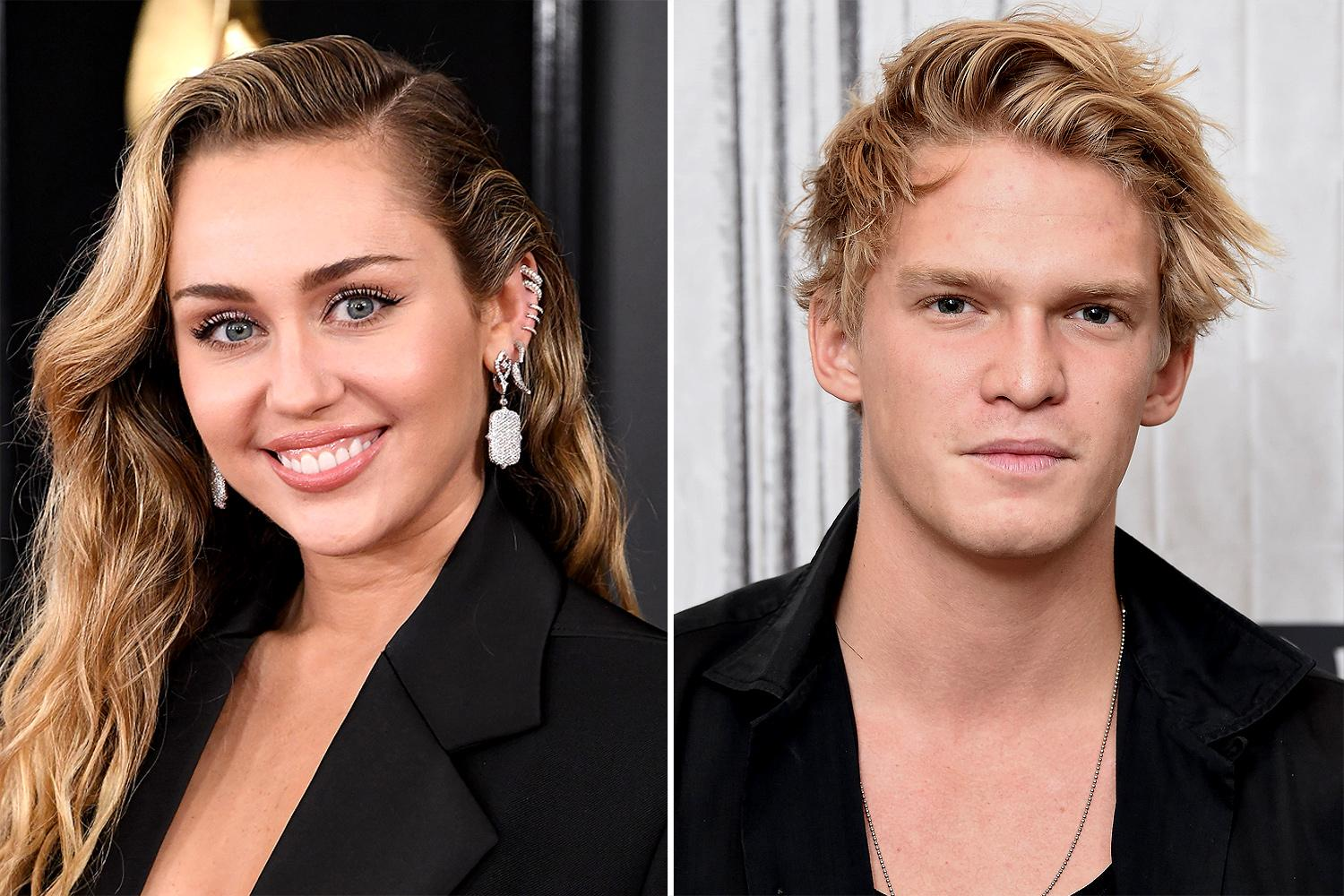 Miley Cyrus And Cody Simpson Have A 'Deep Connection' - She's In For The 'Long-Run!'