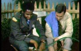 Mister Rogers Advised Officer Clemons To Stay In The Closet If He Wanted To Be Part Of 'Mister Rogers' Neighborhood'