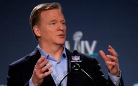 NFL Commissioner Roger Goodell Surprisingly Agrees To Join Denver Broncos Draftee Jerry Jeudy In TikTok Video