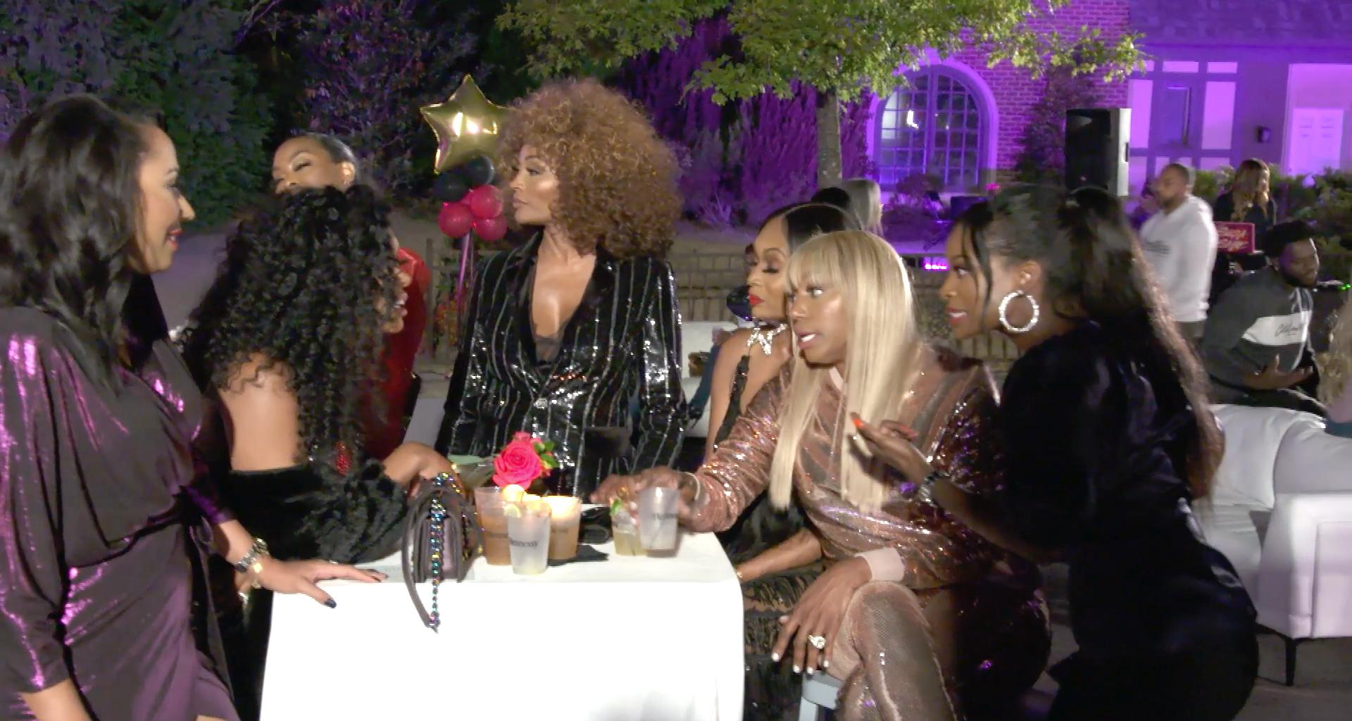 RHOA: Nene Leakes Questions If Brooklyn Daly Is Kenya Moore's Baby -- Says Her Marriage To Marc Daly Was An Agreement
