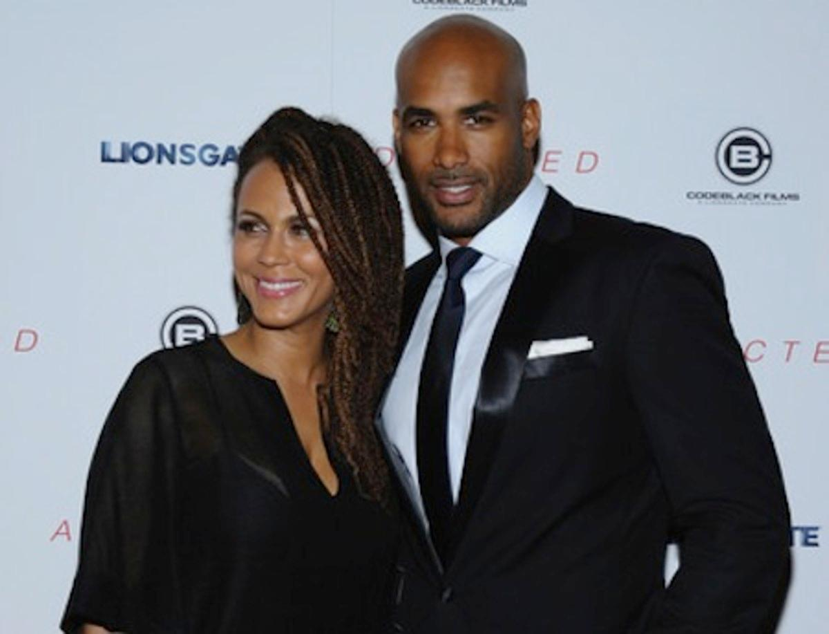 Boris Kodjoe Responds To Haters After Wife Nicole Ari Parker Says She 'Misses The Single Life'