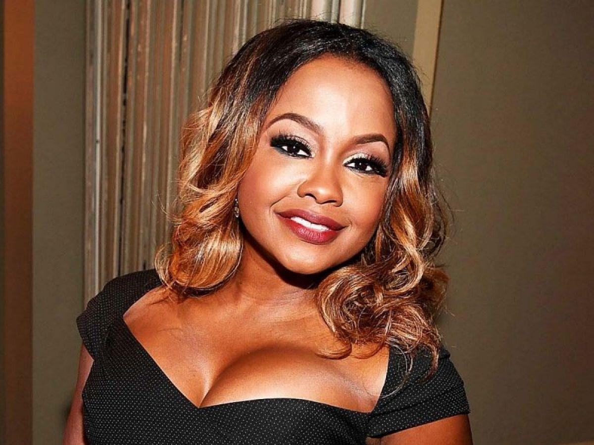 Phaedra Parks Hits Fans With A Thirst Trap For Earth Day - Check Out The Photo Where She's Putting Her Best Asset On Display