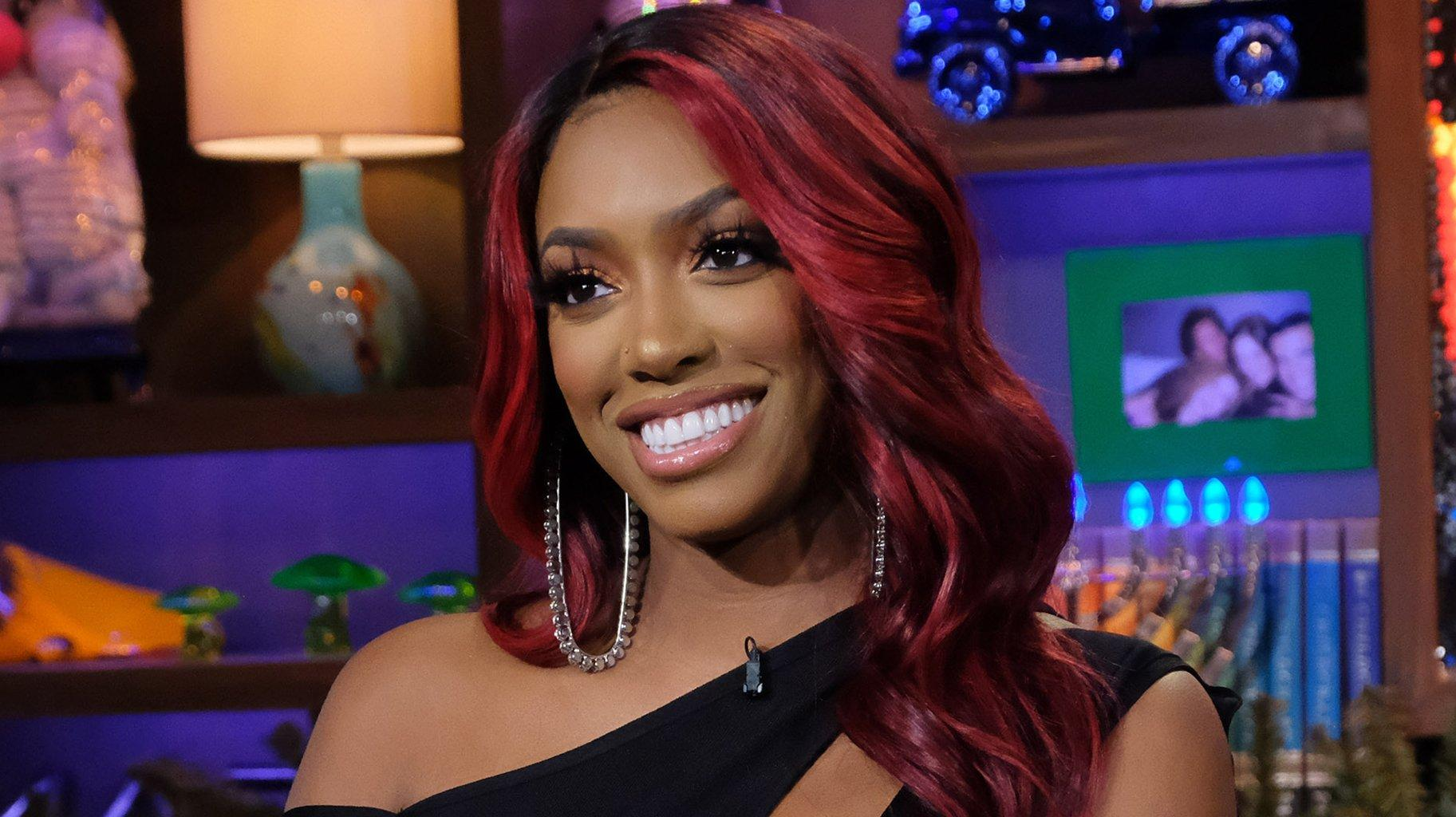 Porsha Williams' Throwback Pics To When She Was Pregnant With PJ Have Fans In Awe