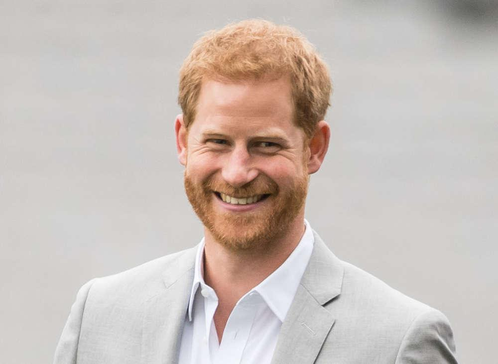 Prince Harry Has Been Loving Quarantine Time With Baby Archie