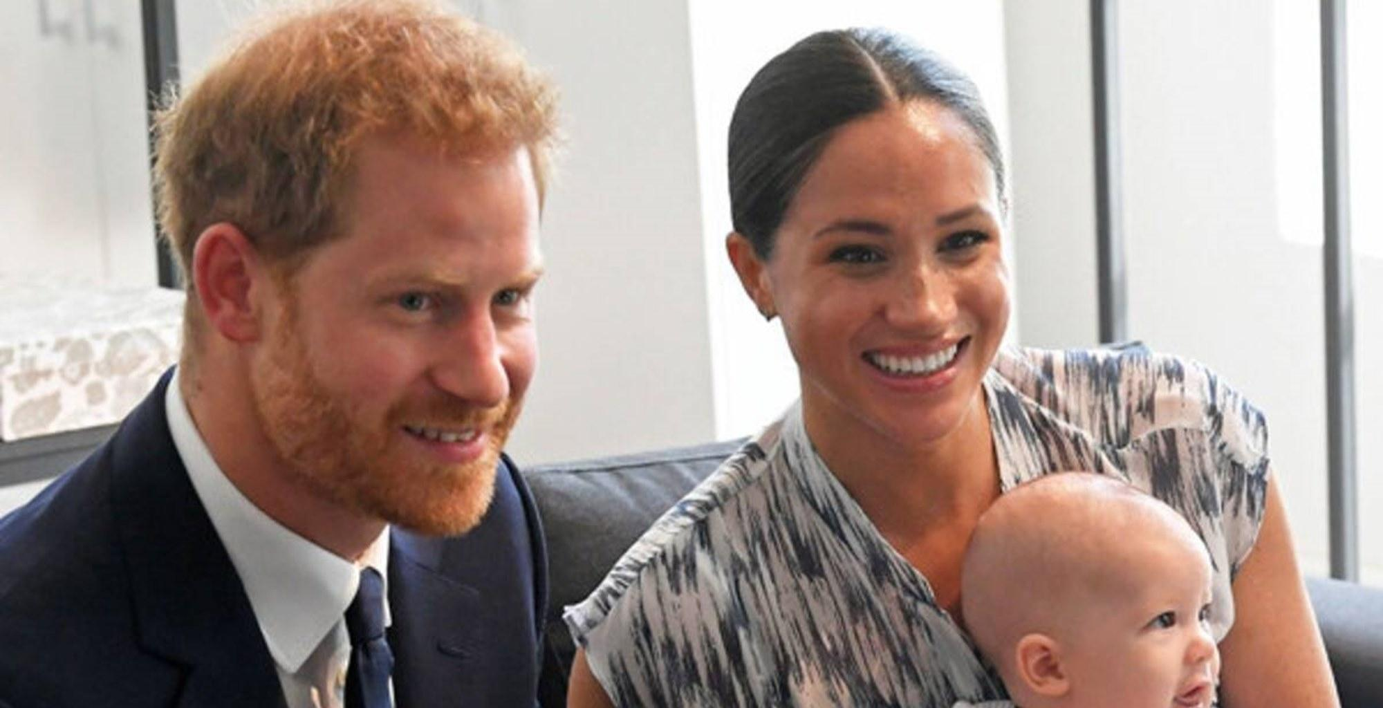 Prince Harry And Meghan Markle Are Following In The Footsteps Of Khloe Kardashian For Son Archie's Big Milestone