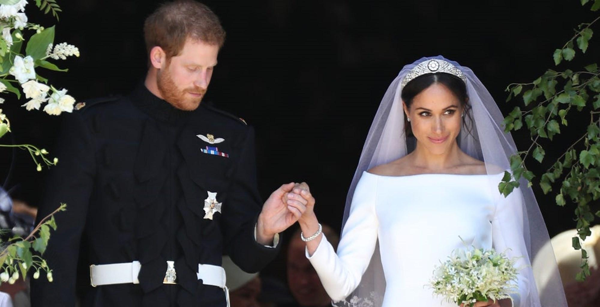 Meghan Markle's Wedding Dress Designer, Clare Waight Keller, Shares Rare Photos And More Details About Her Iconic Gown