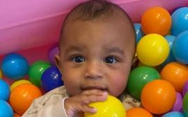 Kim Kardashian Shares Cute Photos Of Psalm West As She Continues To Find Ways To Entertain Her Kids During Quarantine