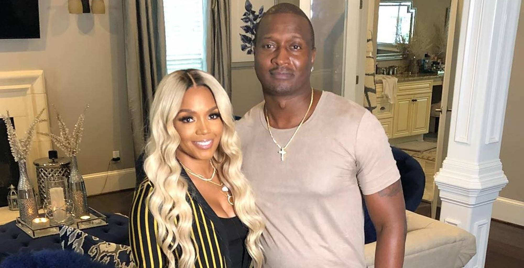 Rasheeda Frost And Husband Kirk Frost Filmed Their Latest Video In Their Luxury Bedroom, And Boss Chick Has A Lot To Say About His Energy