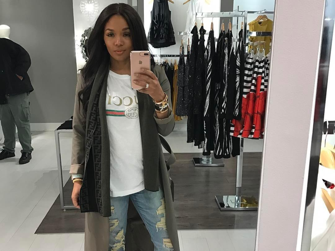 Rasheeda Frost Reveals Her Secret For A Gorgeous And Healthy Hair - Watch The Video In Which She Flaunts A Natural Look
