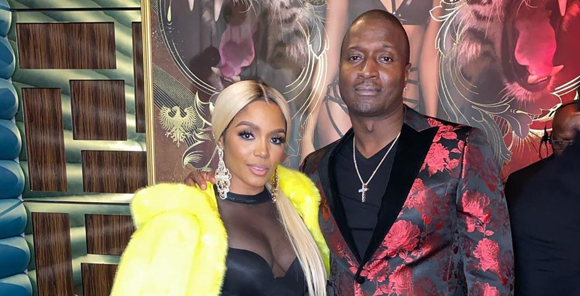 Rasheeda Frost Gets Real And Blunt In New Interview About Life As A Mom And Businesswoman During The Coronavirus Pandemic -- Despite The Challenges, She Appears Closer To Husband Kirk Frost Now