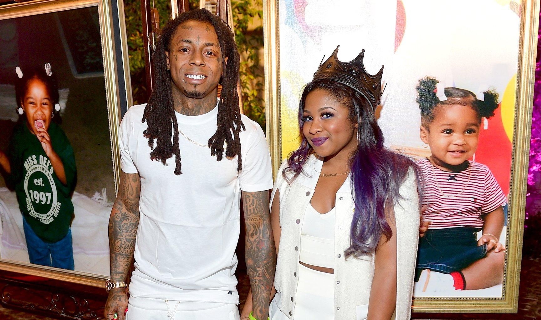Reginae Carter Perfectly Imitates Her Dad, Lil Wayne And Shares His Opinion On The Result
