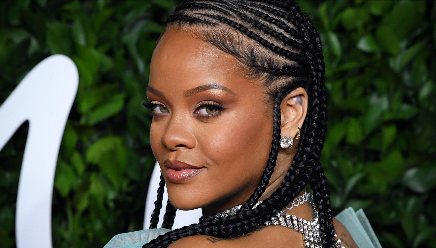 Rihanna Almost Bares It All In New Video While Giving A Taste Of Her Savage x Fenty Lingerie Line