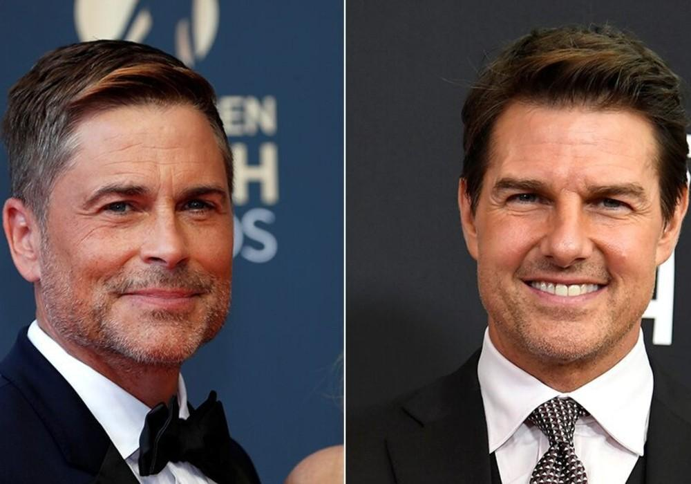 Rob Lowe Describes The Time He Witnessed Tom Cruise Go 'Ballistic'