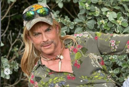 Rob Lowe Dresses Up Like Tiger King Star Joe Exotic — Is He Starring In A Ryan Murphy Led Project?