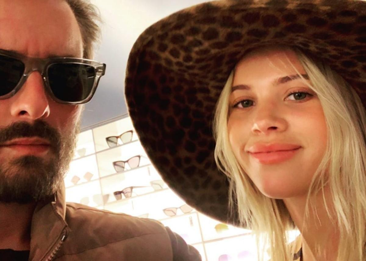 Is Scott Disick Pushing Sofia Richie To Have A Baby?