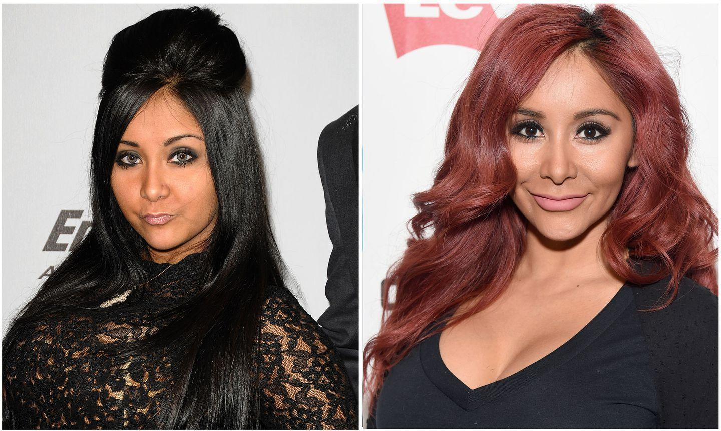 Snooki's Infamous 'Poof' Makes Grand Return In Hilarious New TikTok Challenge - Check It Out!