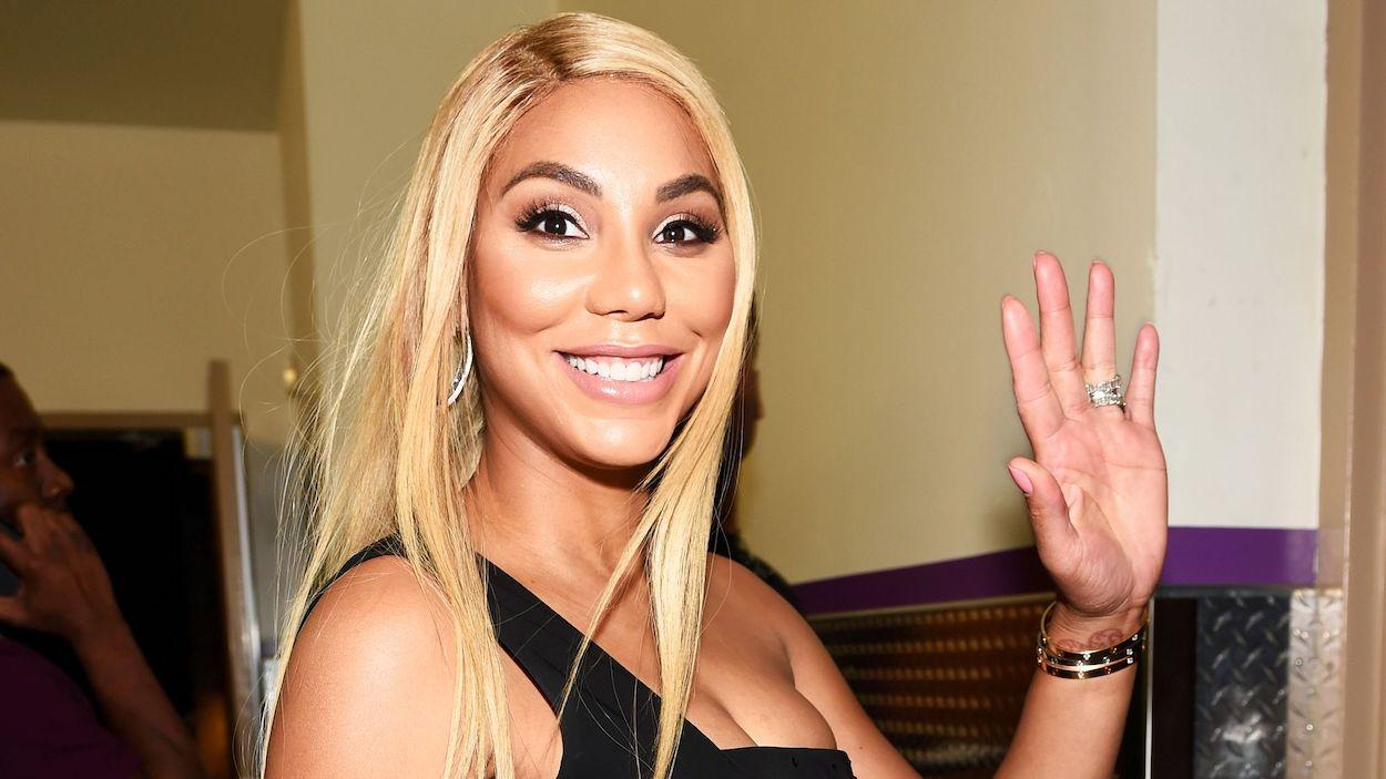 Tamar Braxton Was Here For The Instagram Live Battle Between Babyface And Teddy Riley