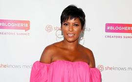 Tamron Hall Gives A Glimpse Of Baby Mose's First Birthday Party In New Video -- TV Host Is Baking And Decorating Everything By Herself