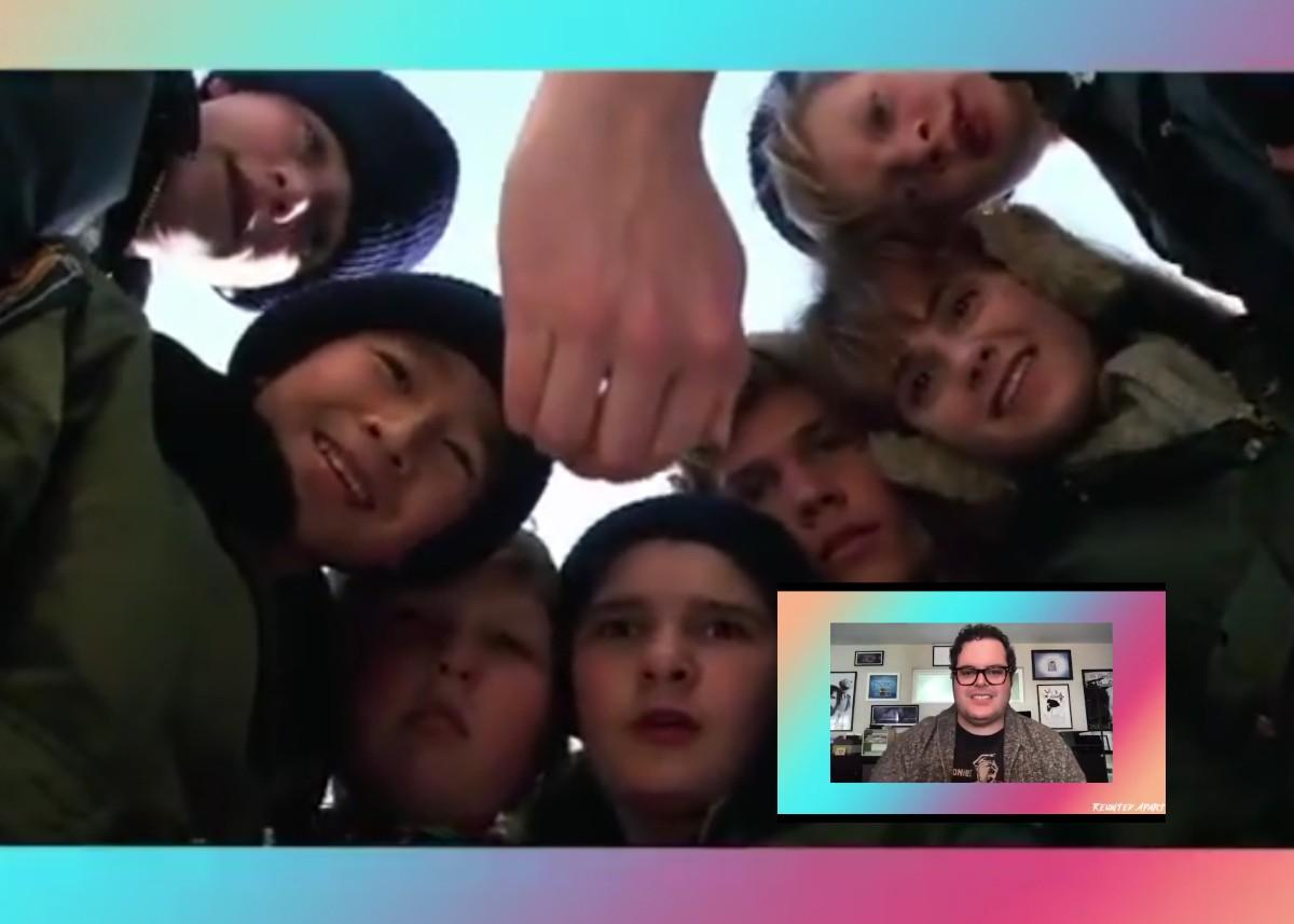 Josh Gad Reunites The Goonies Cast For Live Stream Monday — Don't Miss It, Watch Live Streaming Online!
