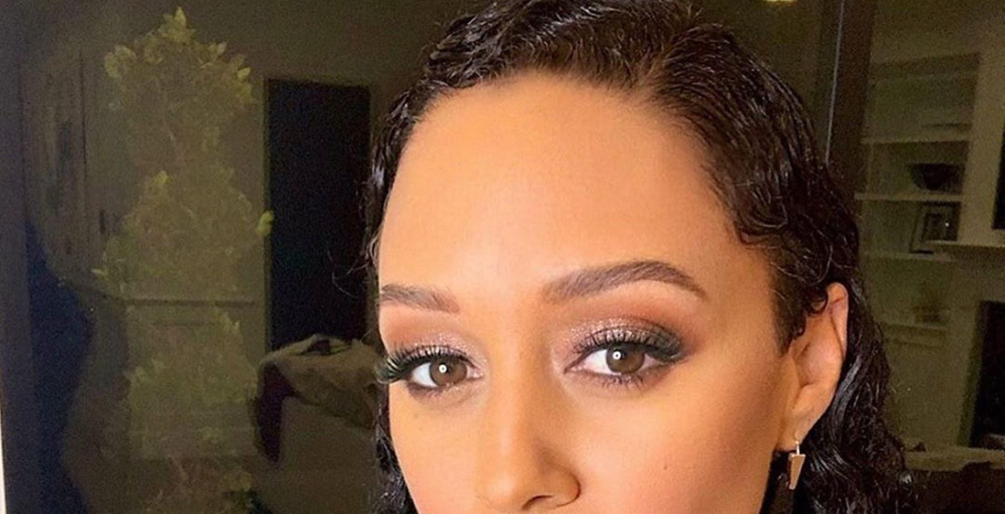 Tia Mowry-Hardrict Puts Her Toned Figure On Full Display In New Photos -- Fans Applaud Her For Accepting Her Stretch Marks
