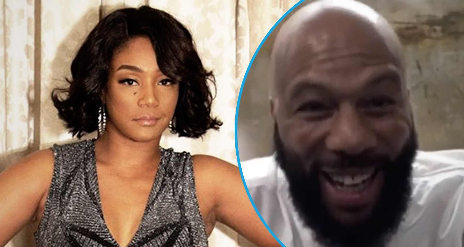 Tiffany Haddish Addresses Her Rumored Romance With Common Following Virtual Date