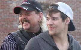 Tiger King's Dillon Passage Says His Marriage To Joe Exotic Is Still Going Strong And He's Looking Forward To Conjugal Visits
