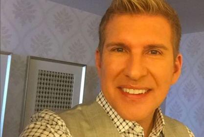 Todd Chrisley Says COVID-19 Made Him The Sickest He's Ever Been