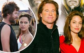 Val Kilmer Reveals He 'Couldn't Wait To Kiss' Angelina Jolie Before Shooting 'Alexander' And Gushes Over Her In New Memoir!
