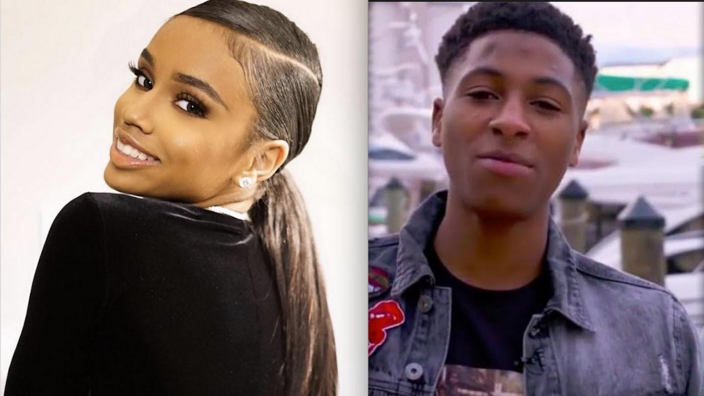 Floyd Mayweather's Daughter Arrested For Stabbing A Woman Over Her Boyfriend NBA Youngboy -- Twitter Reacts