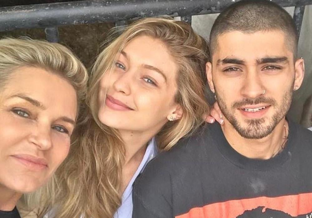 Yolanda Hadid Says She's Excited 'To Become Oma' After Daughter Gigi Confirms She Is Expecting Her First Child With Zayn Malik