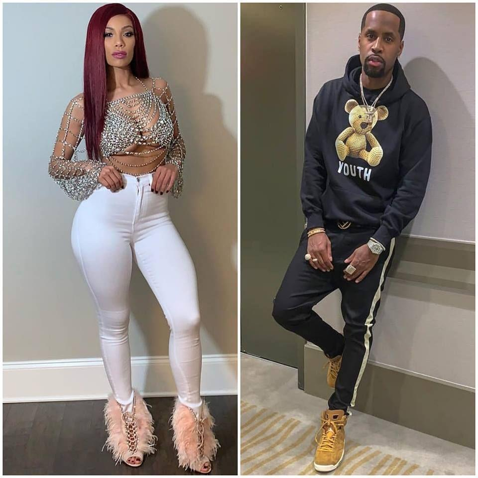 Erica Mena Lets Safaree Know What's For Dinner In A Drop-Dead Gorgeous Look, Flaunting Her Toned Abs