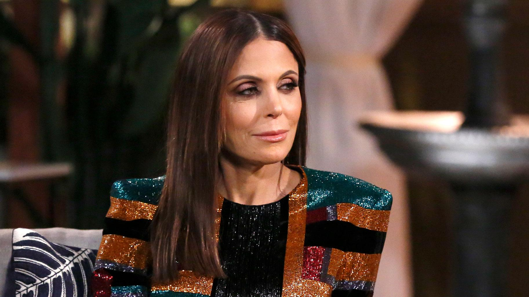 Bethenny Frankel Slams 'RHONY' After Co-Stars Showed Her The 'Proverbial Middle Finger' On The Show's Season Premiere!